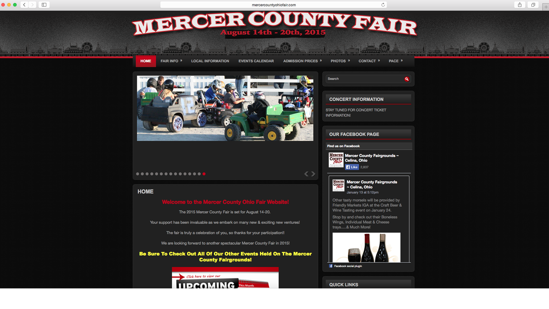 Mercer County Fair