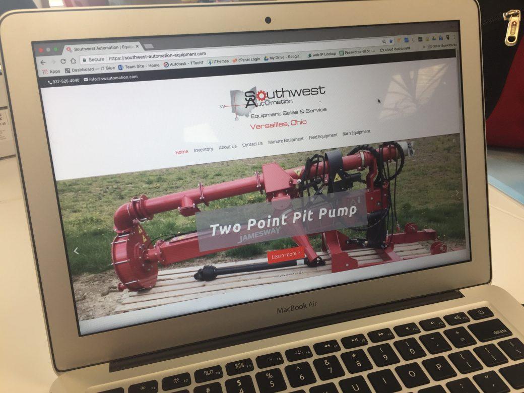 southwest Automation Equipment