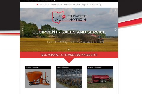 southwest automation equipment website
