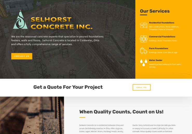 Selhorst Concrete
